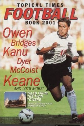 """""""Topical Times"""" Football Book 2001"""