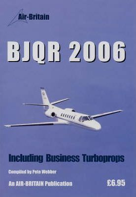 BJQR 2006. - Including Business Turbo Props