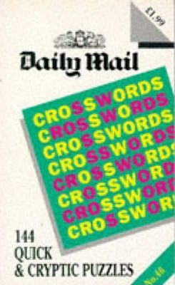 """""""Daily Mail"""" Crossword: No 46"""
