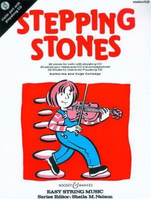 Stepping Stones for Violin  26 Pieces for Beginners