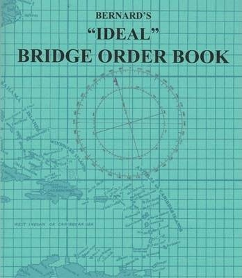 "Bernard's ""Ideal"" Bridge Order Book"
