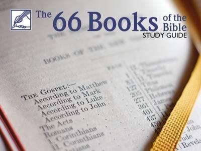 The 66 Books of the Bible Study Guide : Norman Owen