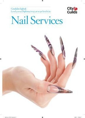 Level 3 NVQ Diploma in Nails Services Candidate Logbook