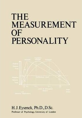 The Measurement of Personality
