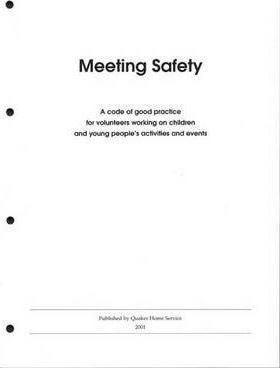 Meeting Safety