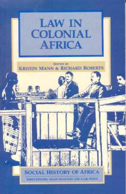 Law in Colonial Africa