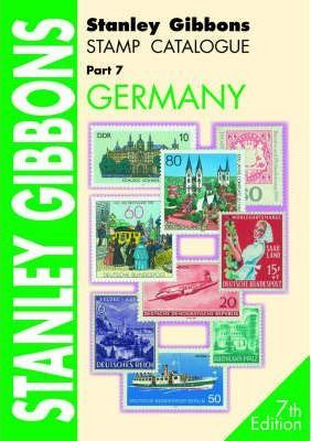 Stanley Gibbons Stamp Catalogue: Germany Pt. 7