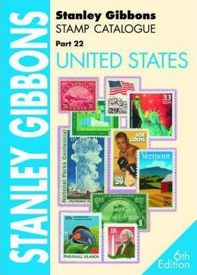Stanley Gibbons Stamp Catalogue: United States Pt. 22