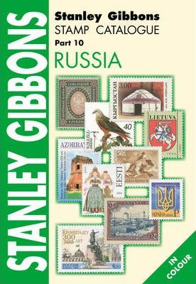 Stanley Gibbons Stamp Catalogue: Russia Pt. 10