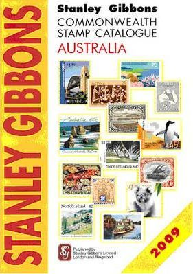 Stanley Gibbons Commonwealth Stamp Catalogue 2009