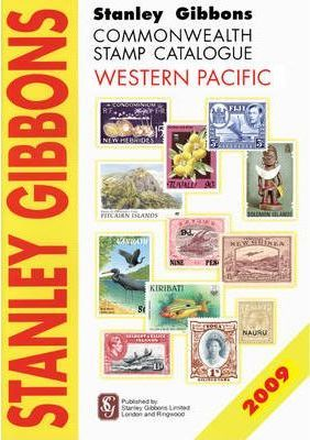 Stanley Gibbons Commonwealth Stamp Catalogue: Eastern and Western Pacific
