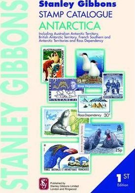 Stanley Gibbons Stamp Catalogue Antarctic