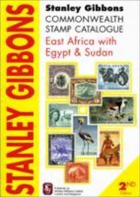Stanley Gibbons Commonwealth Stamp Catalogue East Africa with Egypt and Sudan