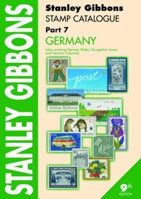 Stanley Gibbons Stamp Catalogue: Germany Pt.7