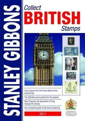 Stanley Gibbons Collect British Stamps 2011