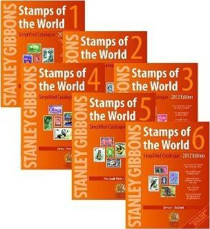 Stamps of the World 2012