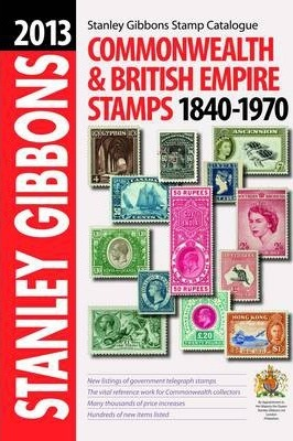 Commonwealth & Empire Stamps 1840-1970