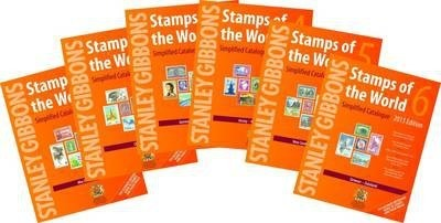 Stamps of the World 2013 2013