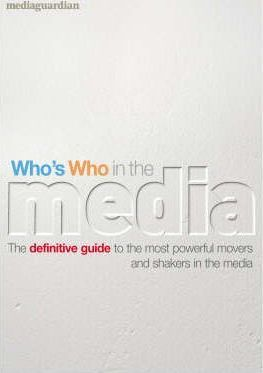 Who's Who in the Media