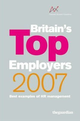 Britain's Top Employers 2007