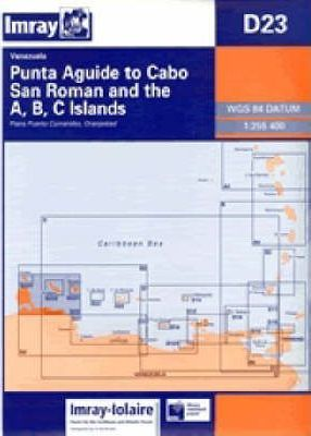 Punta Aguide to Cabo San Roman and the A, B, C Islands