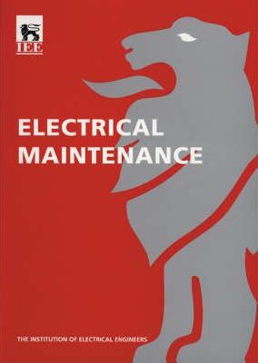 Electrical Maintenance (Code of Practice)