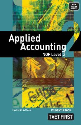 Applied Accounting: NQF Level 3: Lecturer's Guide
