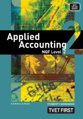Applied Accounting: NQF Level 2: Student's Workbook