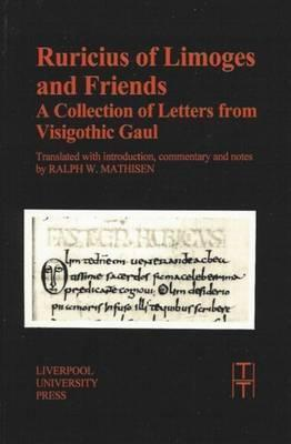 Ruricius of Limoges and Friends