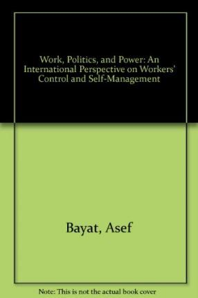 Work, Politics, and Power: An International Perspective on Workers' Control and Self-Management