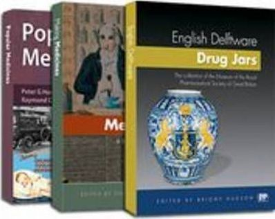 Pharmaceutical Press History Titles Package