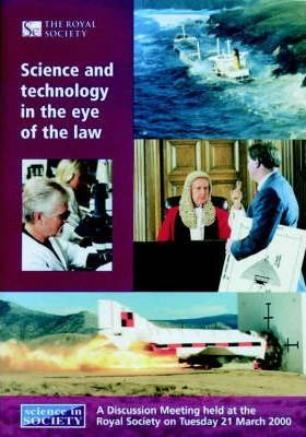 Science and Technology in the Eye of the Law