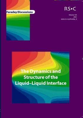 Dynamics and Structure of the Liquid-Liquid Interface