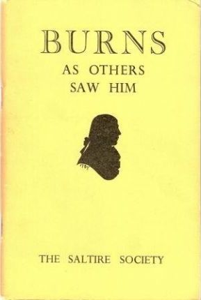 Burns as Others Saw Him