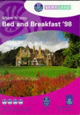 Scotland 1998: Where to Stay - Bed and Breakfast