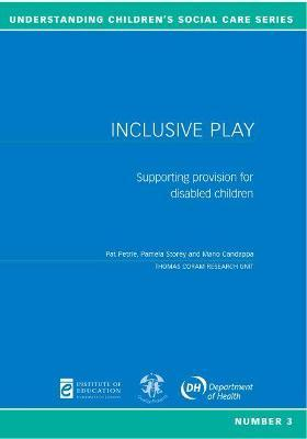 Inclusive Play: Supporting provision for disabled children