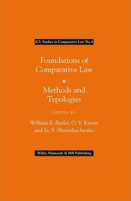 Foundations of Comparative Law