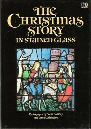 Christmas Story in Stained Glass