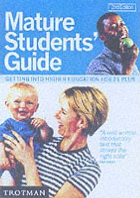 Mature Students Guide