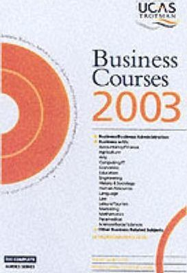Business Courses 2003