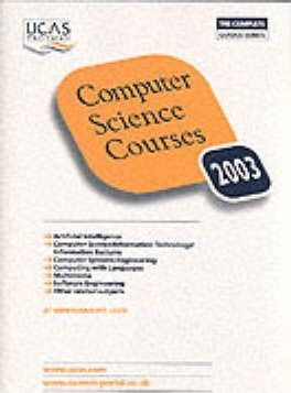Computer Science Courses 2003
