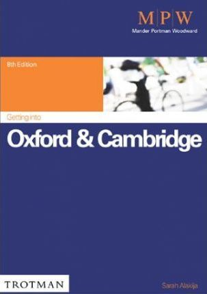 Getting into Oxford and Cambridge