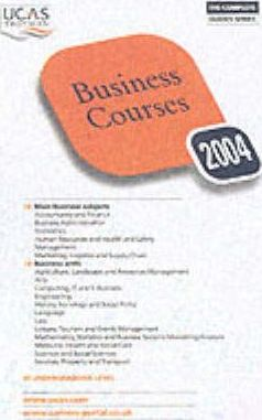 Business Courses 2004