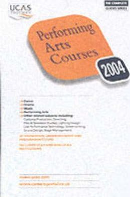Performing Arts Courses 2004