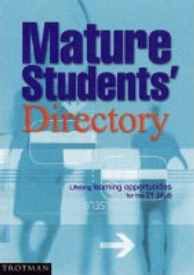 Mature Students' Directory