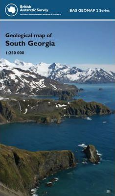 Geological Map of South Georgia