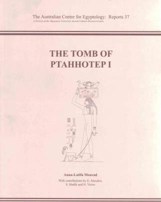 The Tomb of Ptahhotep I