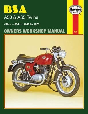 BSA A50 A65 Twins 62 73 Haynes Publishing