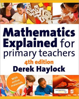 Mathematics Explained for Primary Teachers Bundle