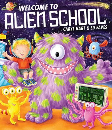 Welcome to Alien School Cover Image